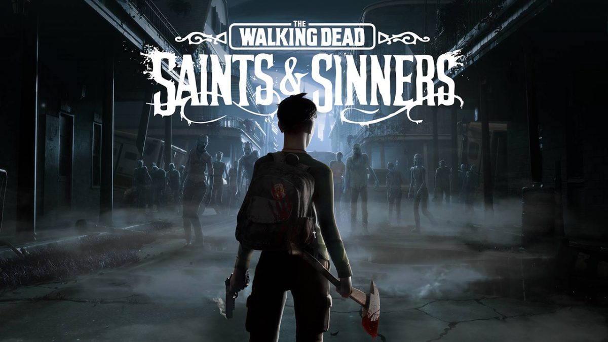 The Walking Dead: Saints and Sinners keyart