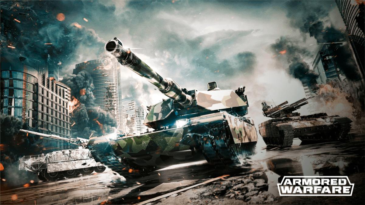 Armored Warfare UI/UX