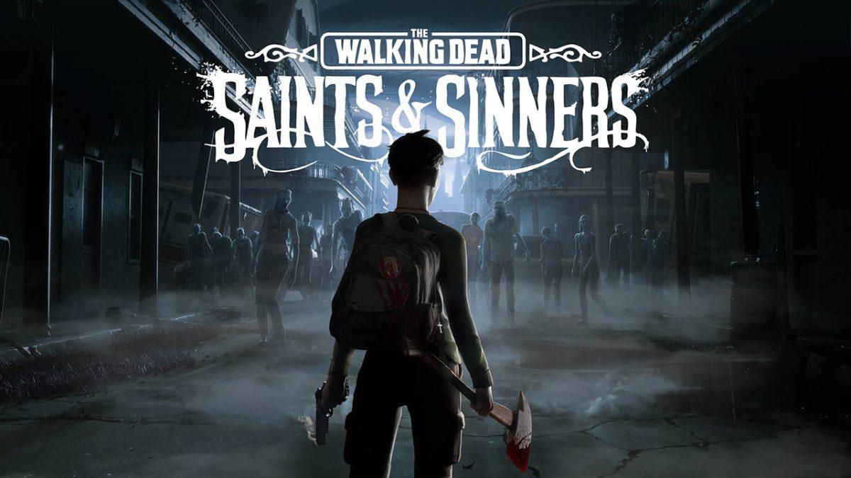The Walking Dead: Saints and Sinners keyart
